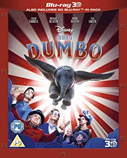 Dumbo [Region B] [Blu-ray]