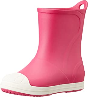 Crocs Bump It Rain Boot (Toddler/Little Kid)