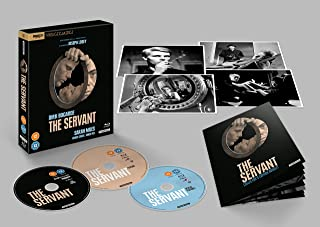 The Servant (Vintage Classics) Collector's Edition [Blu-ray] [2021]