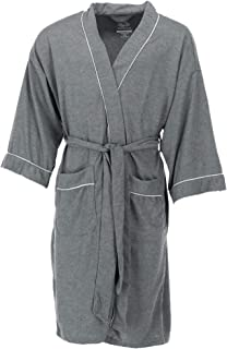 Fruit of the Loom Men's Waffle Knit Robe
