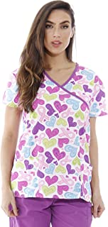 Just Love Women's Scrub Tops/Scrubs/Nursing Scrubs