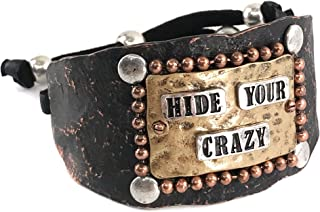 hide your crazy bracelet