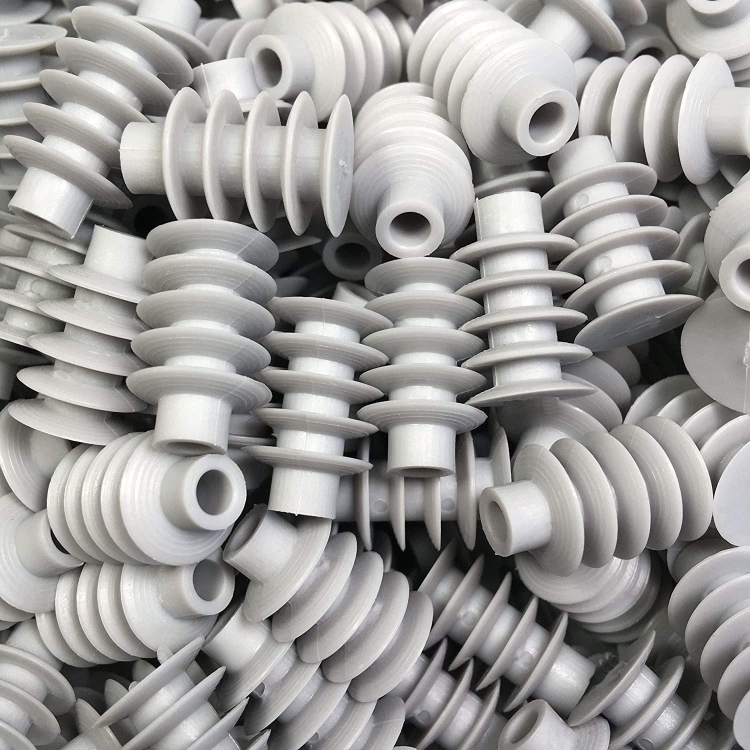 """Item 53830 - Mymicco 300 Count 8"""" 3 Ring Hole Five Translated Clearance SALE Limited time Plugs"""