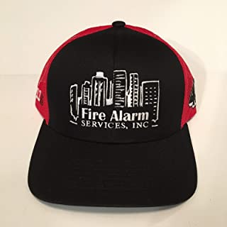 fire alarm services nascar