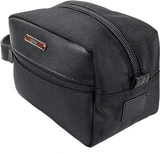2bfe49137261 Alpine Swiss Hudson Travel Toiletry Bag Shaving Dopp Kit Case