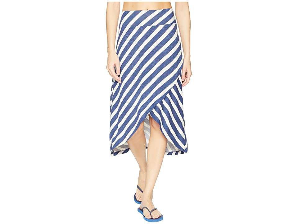 Aventura Clothing Janessa Skirt (Blue Indigo) Women