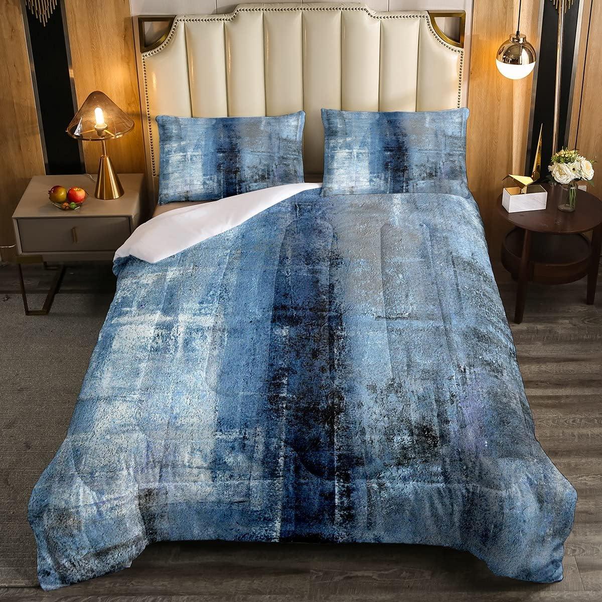 Erosebridal Cheap mail order specialty store Tie Ranking TOP12 Dye Comforter Set Kids Q Bedding Marble for