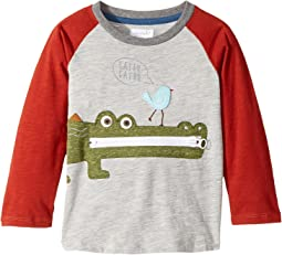 Mud Pie - Gator Long Sleeve Shirt (Infant/Toddler)