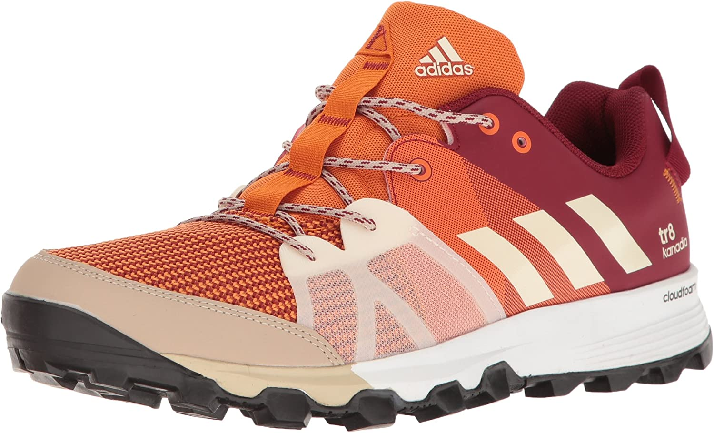 Adidas utomhus herrar Kanadia 8 TR Trail springaning skor skor skor  tidlös klassiker