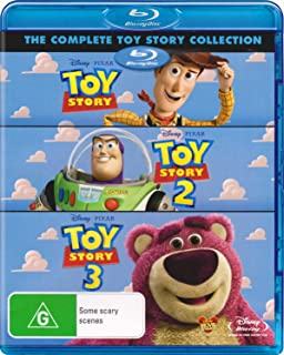 Best toy story bluray Reviews