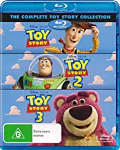 The Complete Toy Story Collection (Toy Story/Toy Story 2/Toy Story 3)