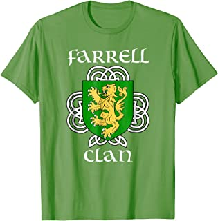 farrell clan coat of arms