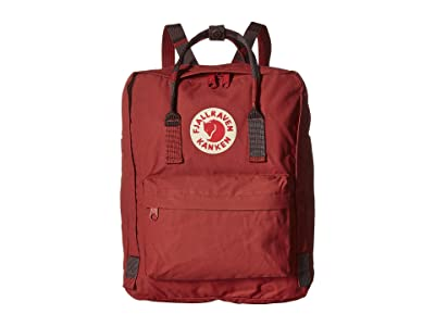 Fjallraven Kanken (Deep Red/Random Blocked) Backpack Bags
