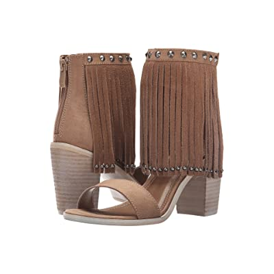 VOLATILE Lux (Taupe) High Heels