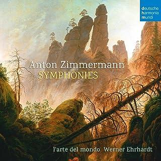 Anton Zimmermann: Symphonies