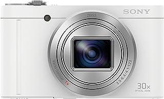 ソニー SONY デジタルカメラ DSC-WX500 光学30倍ズーム 1820万画素 ホワイト Cyber-shot DSC-WX500 WC
