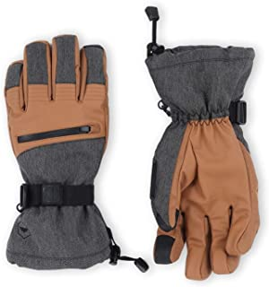 Best brown leather snowboard gloves Reviews