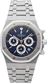 Audemars Piguet Royal Oak Mechanical (Automatic) Blue Dial Mens Watch 26300ST.OO.1110ST.07 (Certified Pre-Owned)