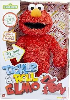 Sesame Street Sesame Street Tickle & Roll Plush