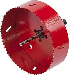 Wolfcraft 1 hålsågar biM diameter 127 mm inklusive skaft och borr, 5495000