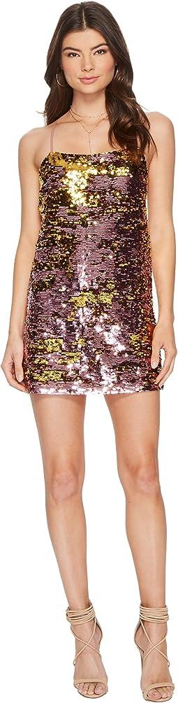 Sparklers Tank Dress