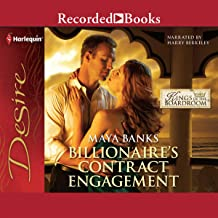 Billionaire's Contract Engagement (The Kings of the Boardroom Series)