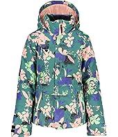 Taja Print Jacket (Little Kids/Big Kids)