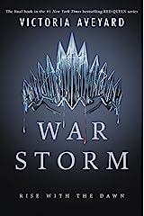 War Storm (Red Queen) Format Kindle