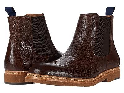 J&M EST. 1850 Pearce Boot (Dark Brown) Men