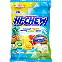 6-Pack Hi-Chew Sensationally Chewy Japanese Tropical Mix Fruit Candy