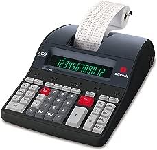 Olivetti LOGOS 902 - Calculadora sobremesa impresión con 12
