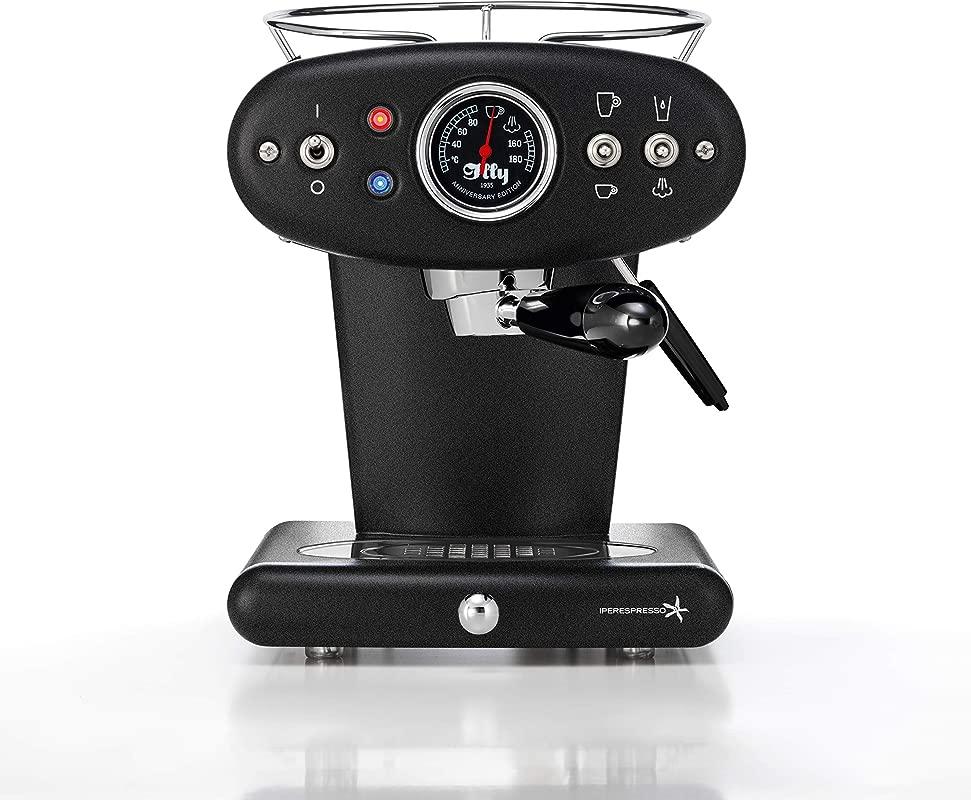 Illy 60331 X1 Espresso Machine 13 X 9 8 X 10 60 Cast Iron