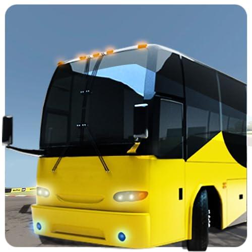 Metro Bus Parking Sim 2016