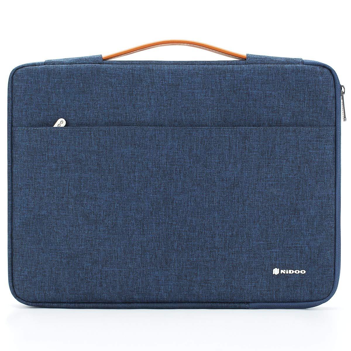 12.3 Surface Pro 6 4 7 13 Huawei MateBook 13 2020 NIDOO 11 Laptop Sleeve case Notebook Bag Protective Handbag for 12.9 iPad Pro 2018//13 MacBook Air 2018//13 MacBook Pro Touch Bar Blue