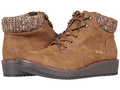 Blowfish Comet (Brown Prospector/Brown Flyer Knit) Women