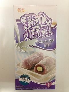 Royal Family Mochi Roll, Taro Milk