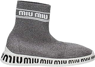 Sneakers Miu Miu Mujer - Tejido (5T070CMAGLIATECHLUR) EU