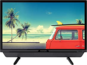 Kevin 60 cm 24 Inches HD Ready LED TV KN24832 Black With Inbuilt Soundbar