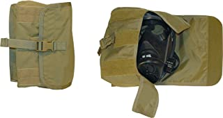 Fire Force Item #8690 Military Tactical MOLLLE Gas Mask Pouch Made in USA
