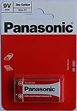 Panasonic 9 Volt Zinc Carbon Battery