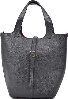 Carla Ferreri Shopper Bag For Women, BLACK