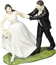 Weddingstar A Race to the Altar Couple Figurine