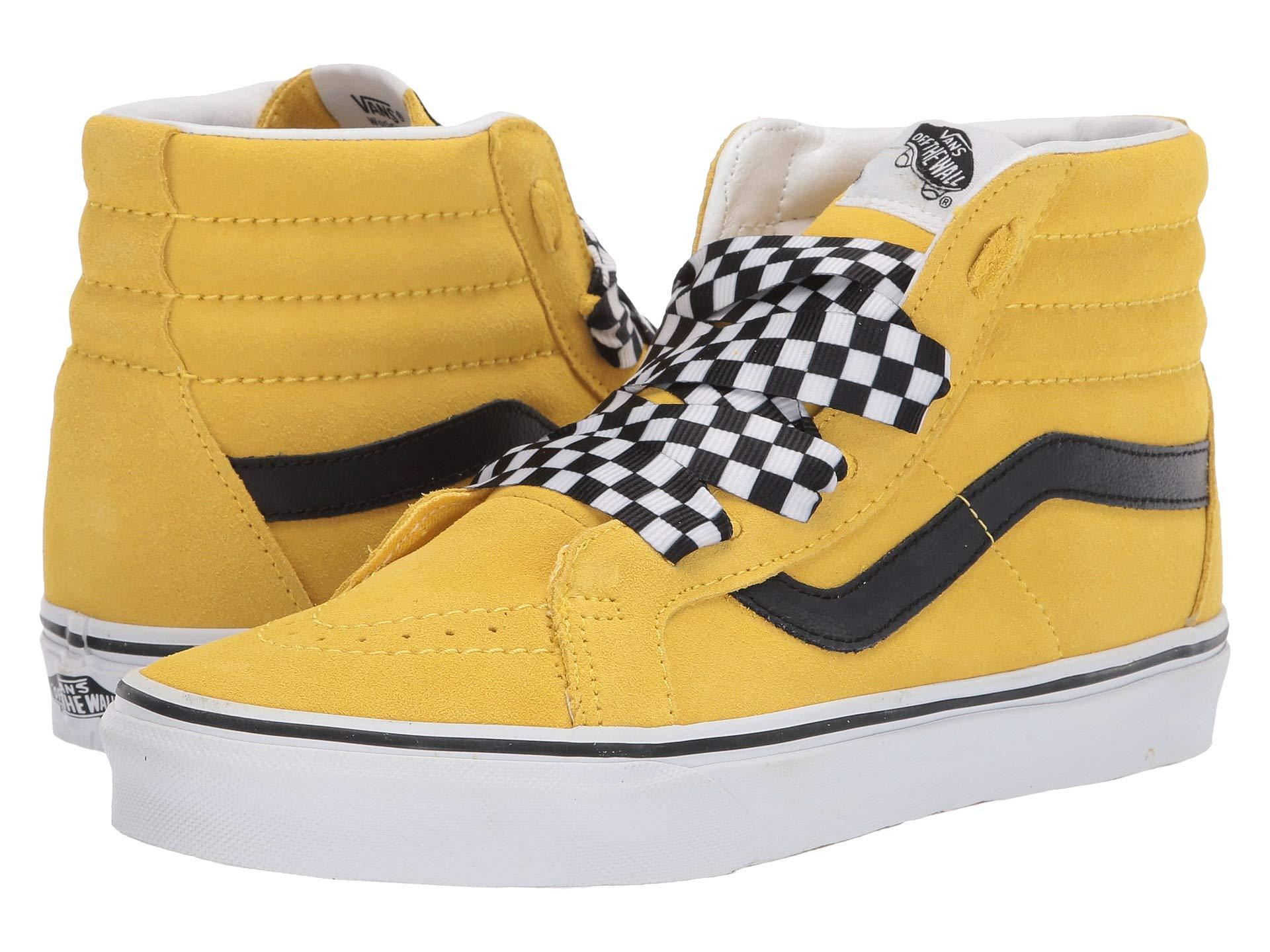835e0778ad Vans Sk8-Hi Alt Lace at Luxury.Zappos.com