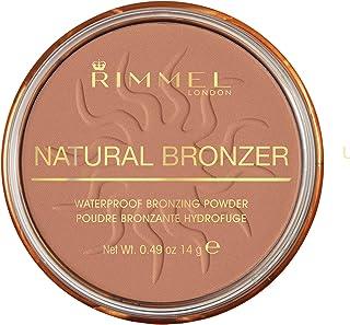 Rimmel - Natural Bronzer - Bruiningspoeder - Bruin - 0 -7g 14g Sun Light.