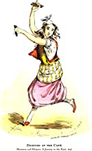 11x14 Art Print, Dancing at the Cafe, Classic, Old World Charm Illustration for the Home Featuring a Dancer at a Cafe, 1838 (11x14)