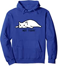 Pullover Hoodie Cat Not Today
