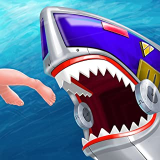 Robot Sea Shark Simulator