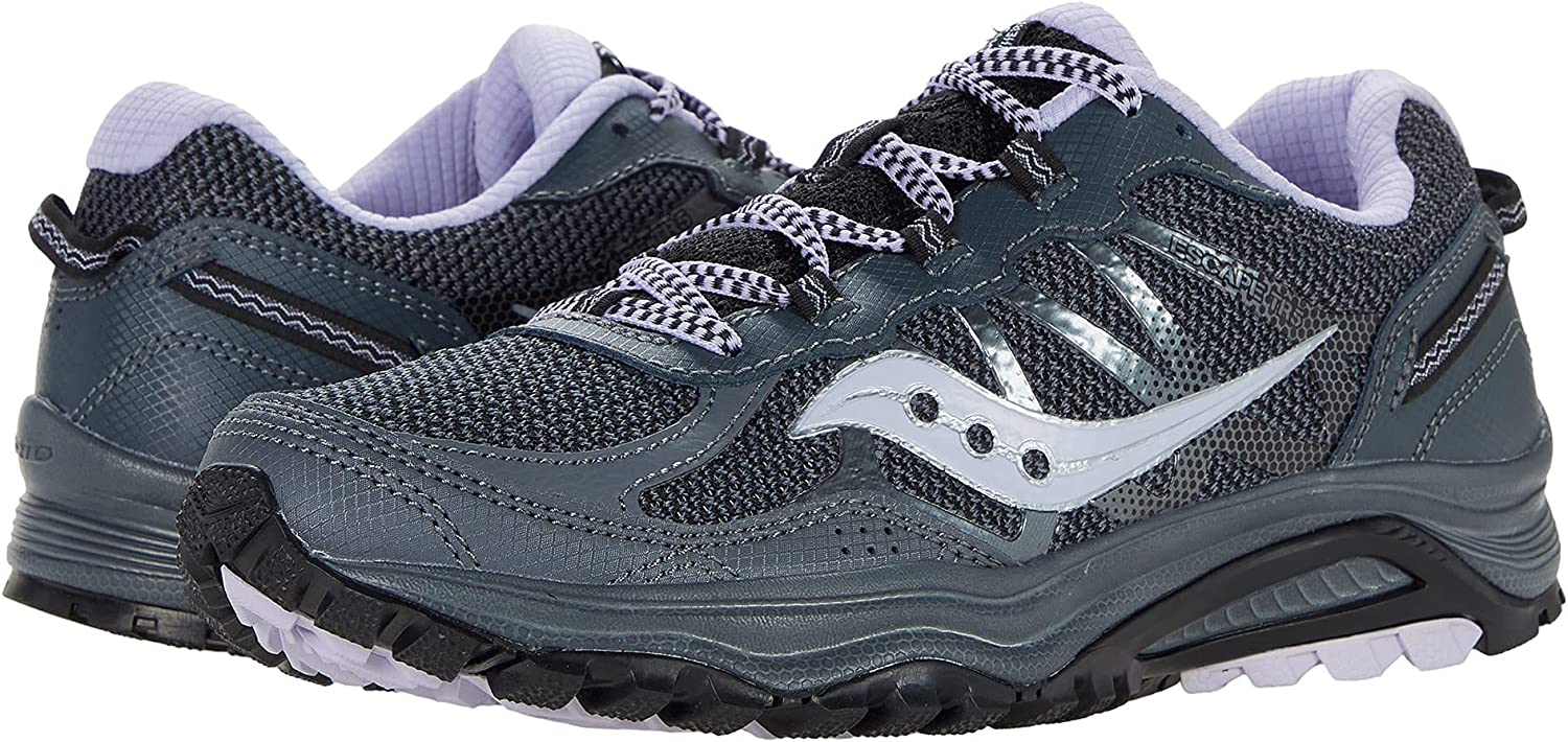 Saucony Women's Free Shipping Cheap Bargain Gift Ranking TOP16 Grid Escape Tr5 Running Shoe
