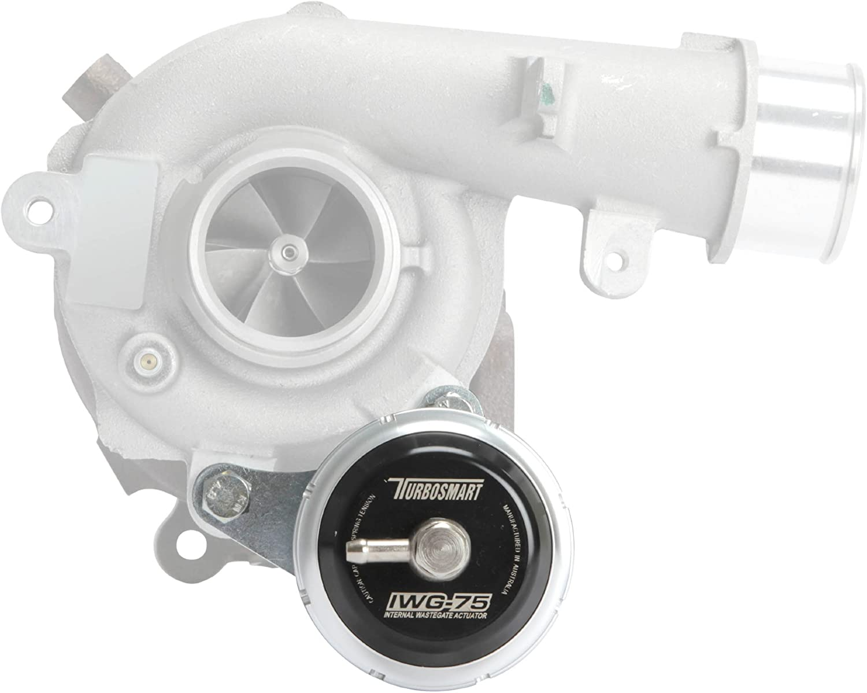 Turbosmart TS-0610-1072 Luxury Black 7 PSI Wastegate for Mazda Internal Sale SALE% OFF