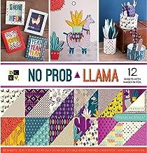 Best llama scrapbook paper Reviews
